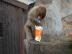 Sniegine makaka Salantuose